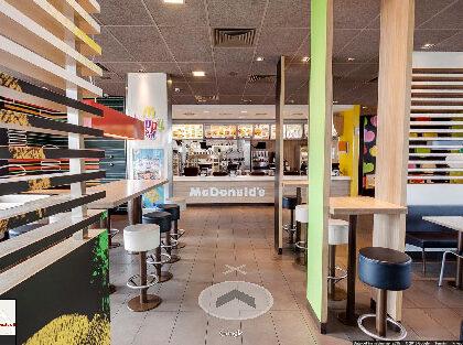 Tour Virtuale McDonalds