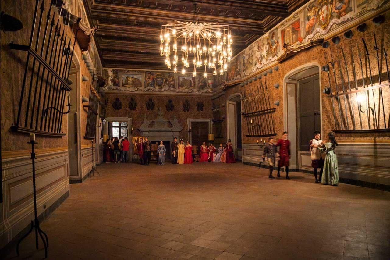 Castello Lancellotti - Lauro