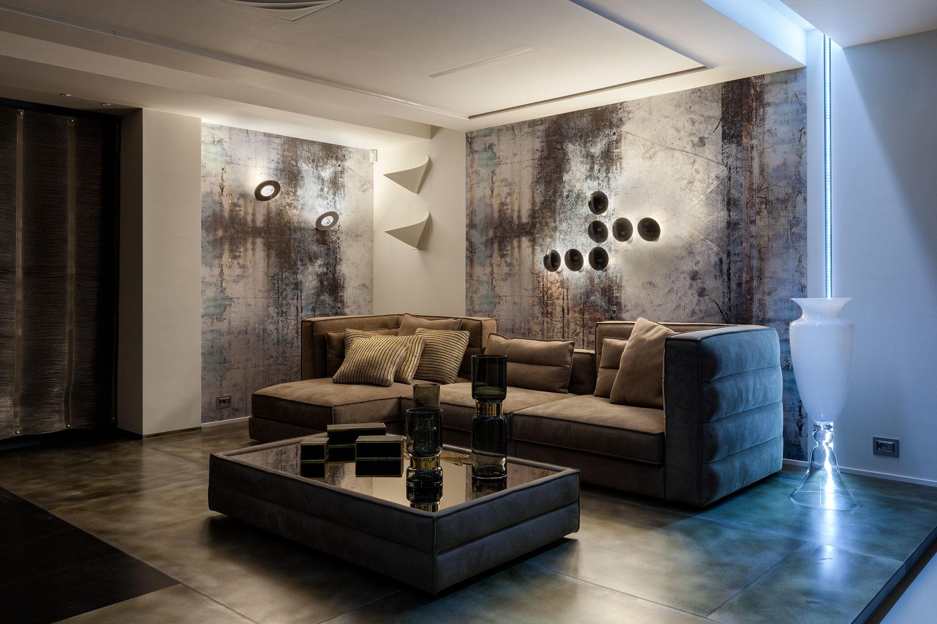 Foto di interni design in luce srl for Interni design